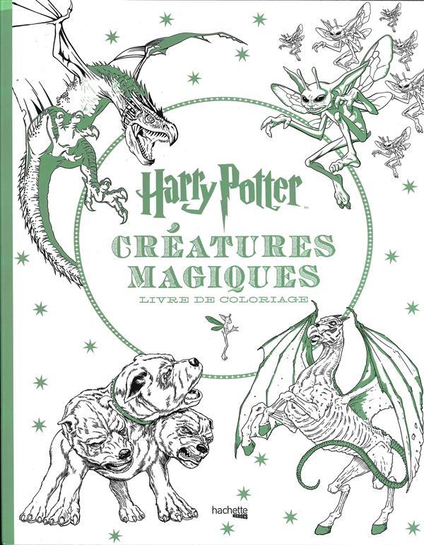 Harry Potter ; les créatures magiques