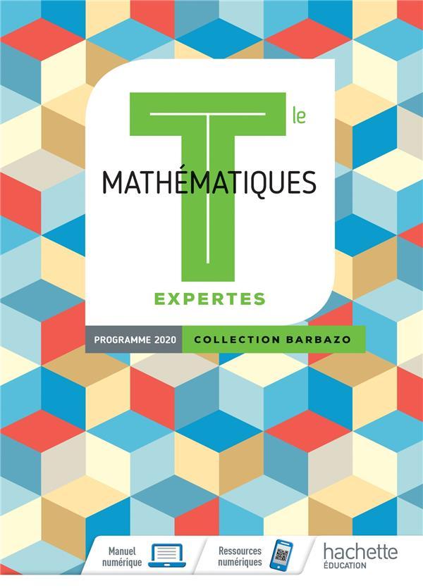 Mathématiques expertes ; terminale ; livre élève