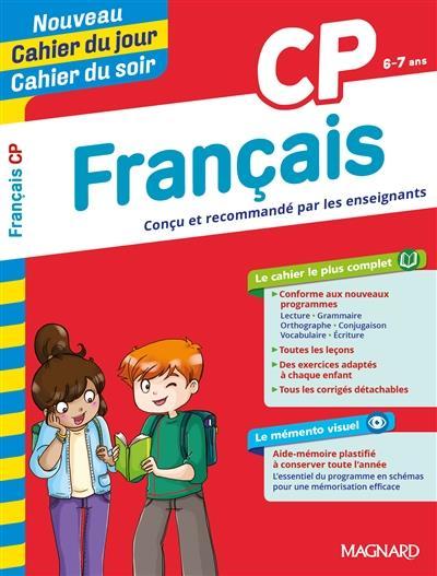 - CAHIERS DU JOUR SOIR  -  FRANCAIS  -  CP