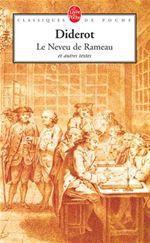 Le Neveu de Rameau et autres textes  - DENIS DIDEROT