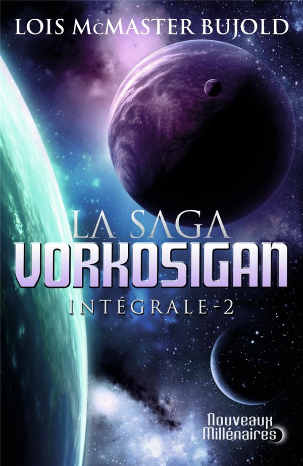 La saga vorkosigan ; integrale vol.2 ;la saga vorkosigan ; integrale vol.2 ;4 a t.6