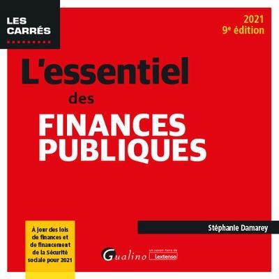 L'essentiel des finances publiques (édition 2021)