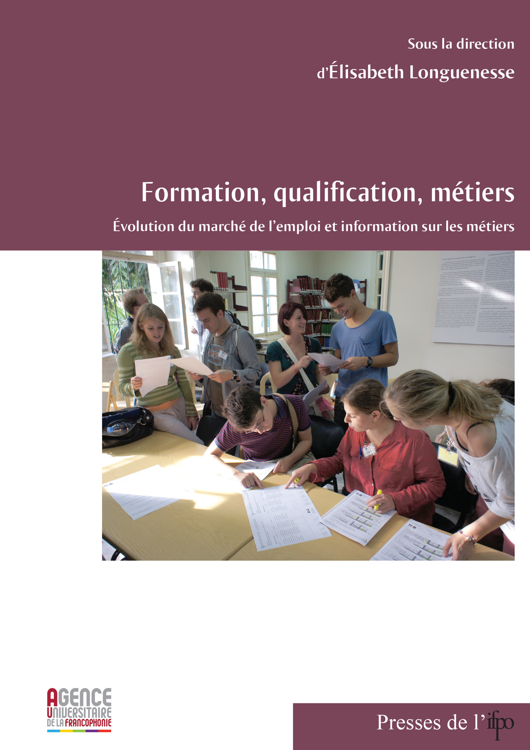 formation, qualification, metiers