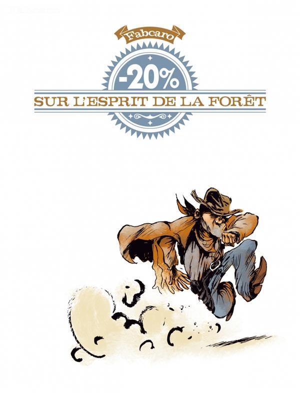 -20% sur l'esprit de la forêt