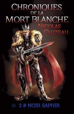 Vente EBooks : Noir saphir  - Nicolas Cluzeau