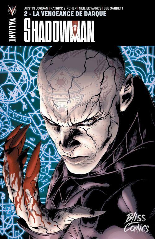 Shadowman - Tome 2 - La vengeance de Darque