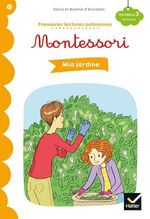 Vente EBooks : Premières lectures autonomes Montessori Niveau 3 - Mia jardine  - Stéphanie Rubini