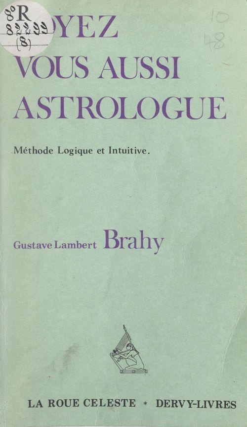 Soyez vous aussi astrologue !