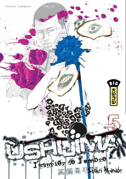 Ushijima, l'usurier de l'ombre T.5