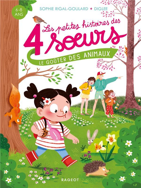 Les petites histoires des 4 soeurs ; le goûter des animaux