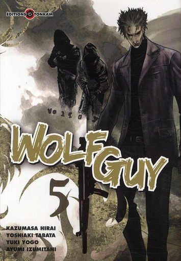 Wolf guy t.5