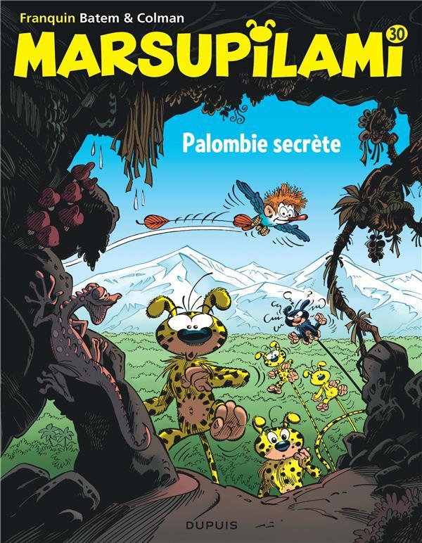 Marsupilami T.30 ; Palombie Secrète