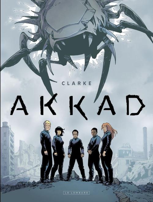 AKKAD  - Clarke