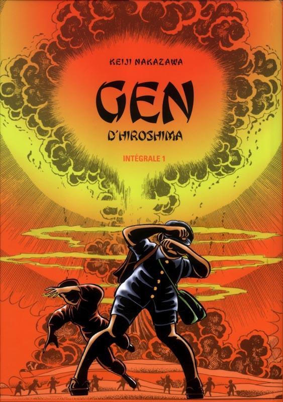 Gen d'Hiroshima ; INTEGRALE VOL.1 ; T.1 ET T.2