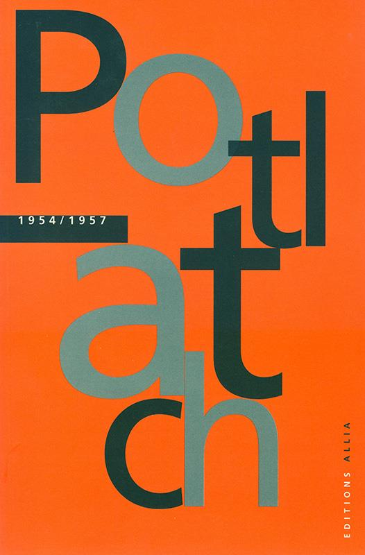 Potlatch 1954/1957