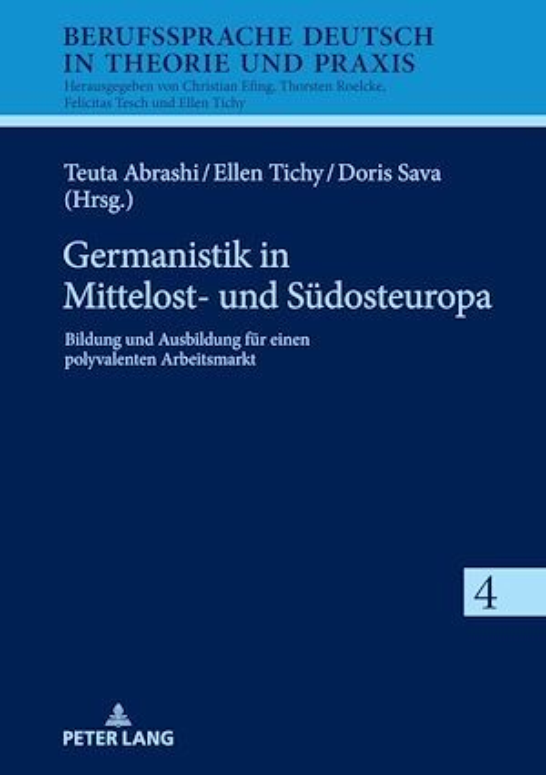 Germanistik in Mittelost- und Suedosteuropa