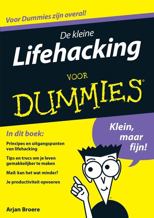 De kleine lifehacking voor Dummies