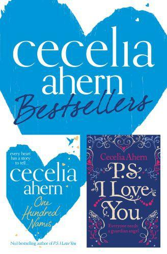 Cecelia Ahern 2-Book Bestsellers Collection: One Hundred Names, PS I L