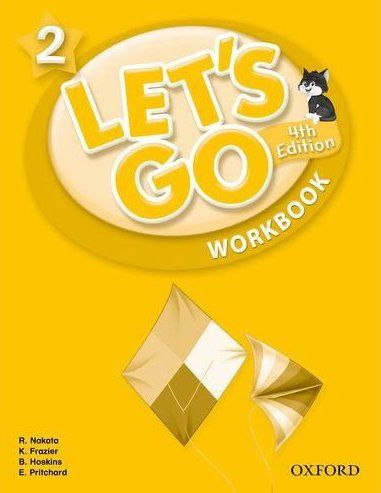 Let'S Go 4th Edition 2: Workbook