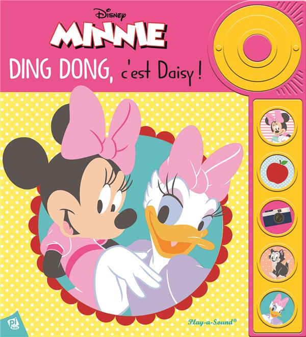 Minnie ; ding dong, c'est Daisy !