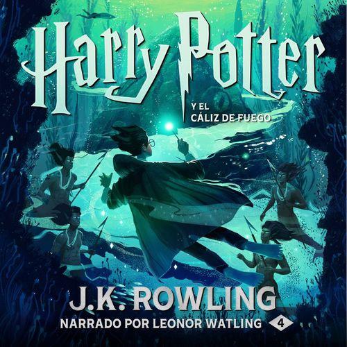 Vente AudioBook : Harry Potter y el cáliz de fuego  - J. K. Rowling