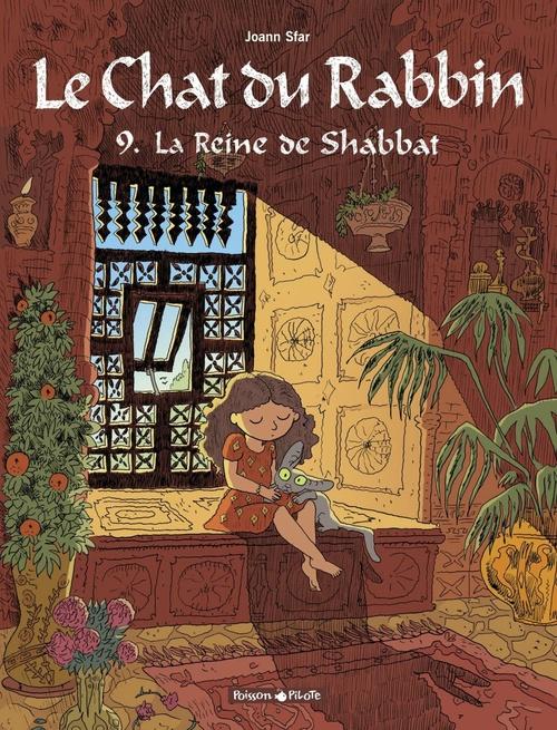 Le chat du rabbin T.9 ; la reine de Shabbat