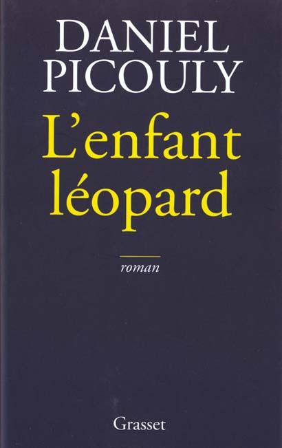 L'enfant léopard