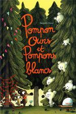 Couverture de Pompon Ours Et Pompons Blancs