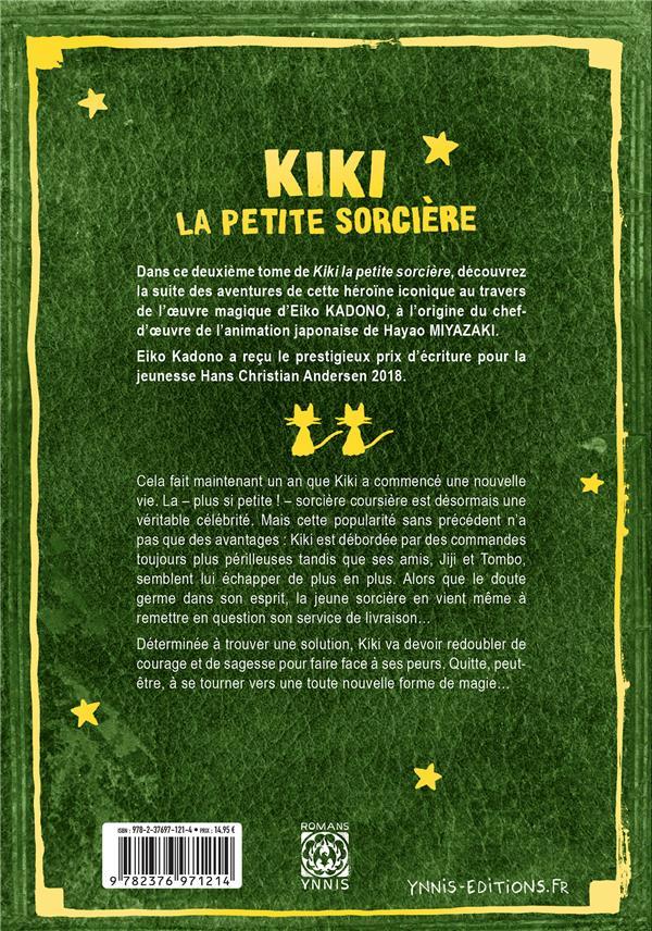 Kiki la petite sorcière T.2 ; les racines de la magie
