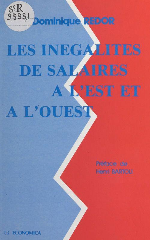 Inegalites de salaires