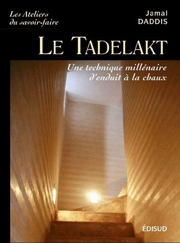 Le Tadelakt ; Une Technique Millenaire D'Enduit A La Chaux
