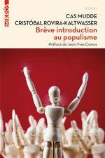Couverture de Breve Introduction Au Populisme
