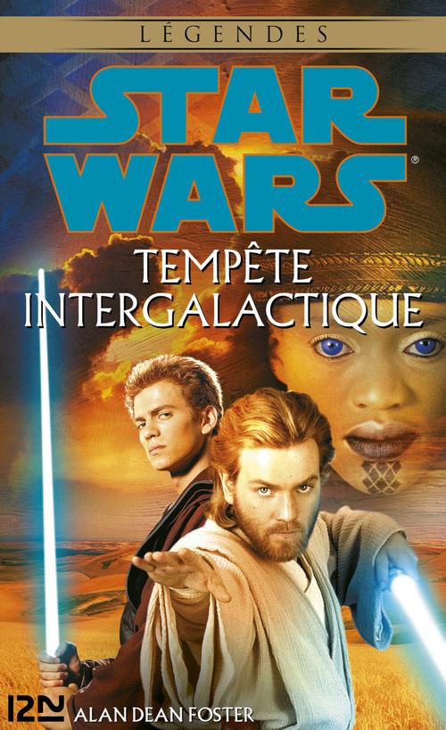 Star Wars - Tempête Intergalactique  - Alan Dean FOSTER