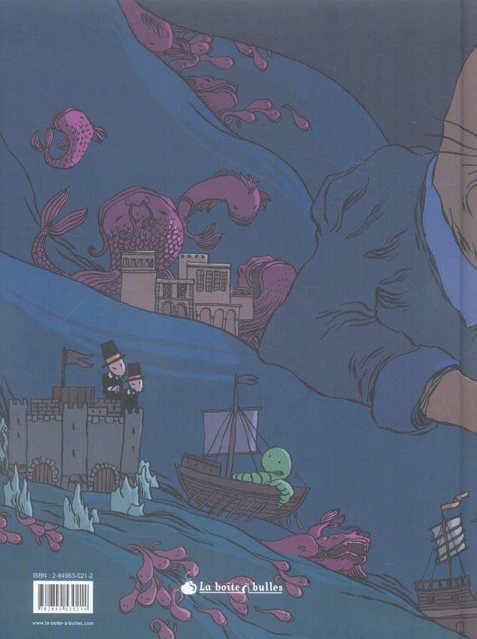 La guilde de la mer t.1 ; au point de devant