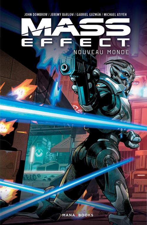 Mass Effect ; nouveau monde