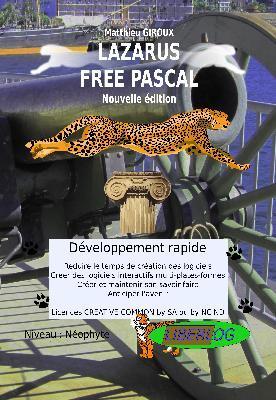 Lazarus Free Pascal ; développement rapide