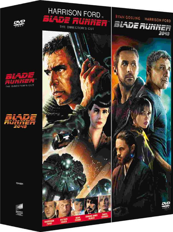 Blade Runner + Blade Runner 2049