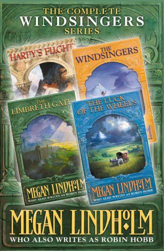 The Windsingers Series: The Complete 4-Book Collection (The Ki and Van