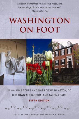 Washington on Foot, Fifth Edition