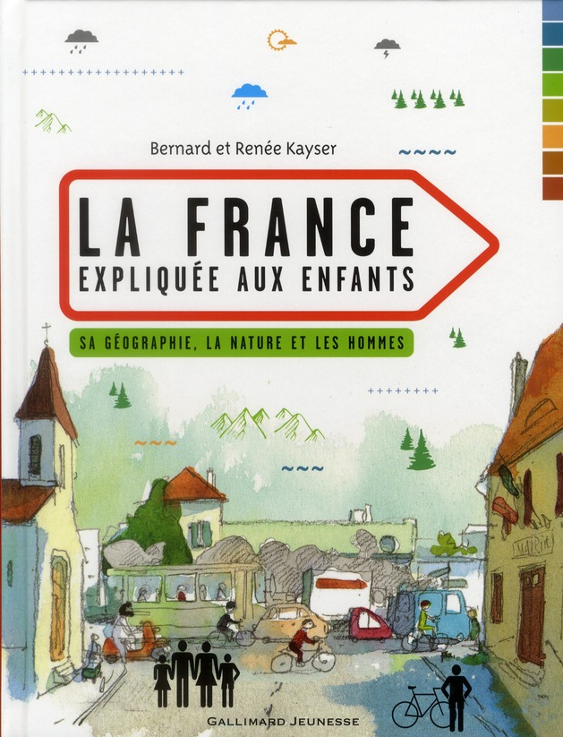 La France Expliquee Aux Enfants