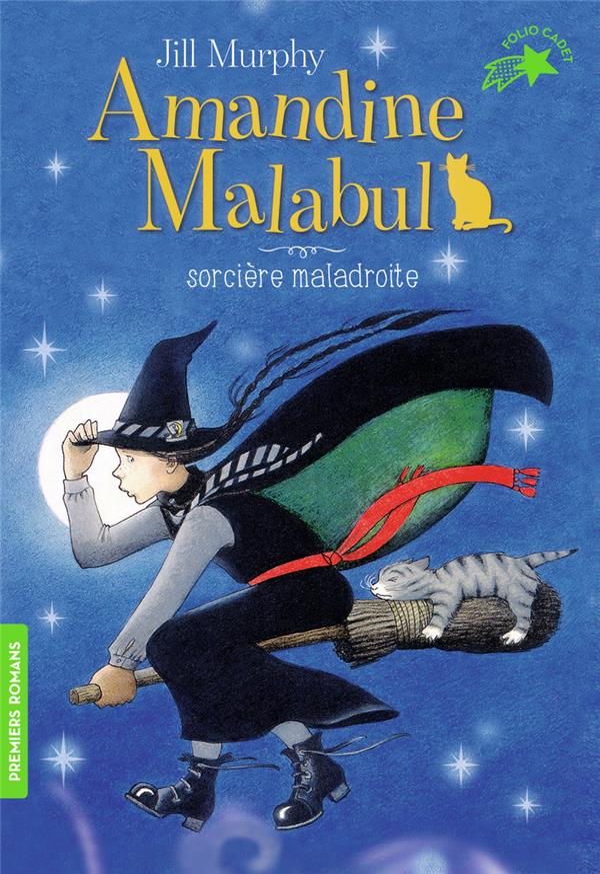 Amandine Malabul ; sorcière maladroite