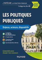 Vente EBooks : Les politiques publiques 2020-2021  - Patrick Horusitzky
