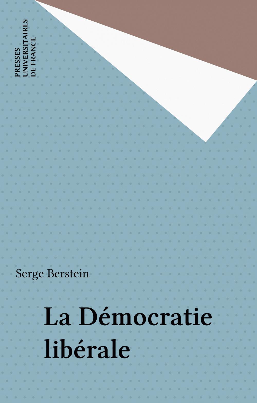 La democratie liberale