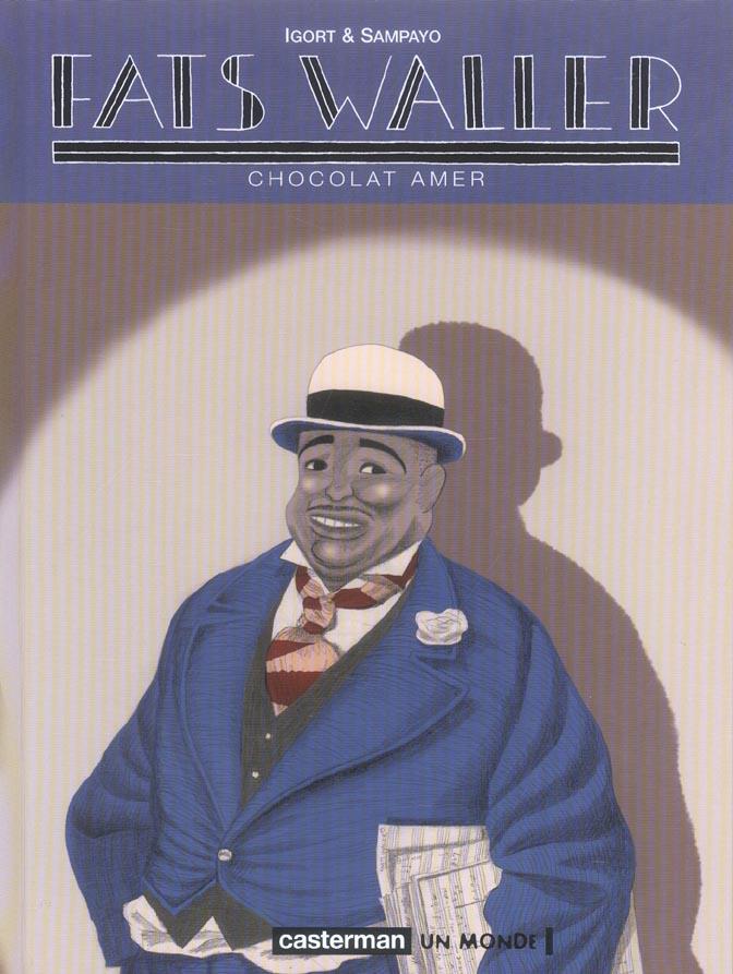 Fats Waller t.2 ; chocolat amer