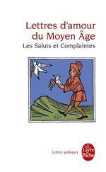 Vente Livre Numérique : Lettres d'amour du Moyen Age  - Anonymes