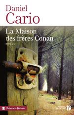Vente Livre Numérique : La Maison des frères Conan  - Daniel CARIO