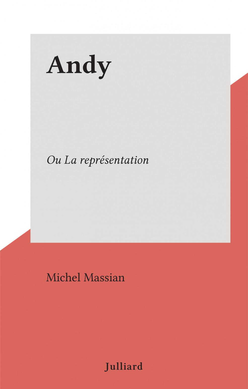 Andy  - Michel Massian