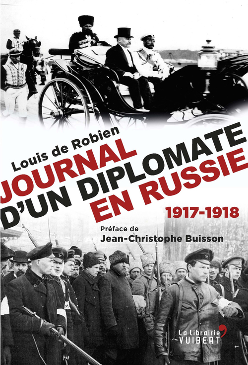 Journal d'un diplomate en Russie ; 1917-1918