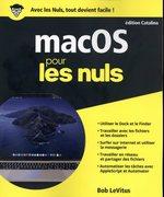 Vente Livre Numérique : MacOS édition Catalina pour les Nuls  - Bob LEVITUS