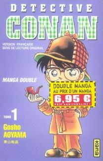 Detective Conan T.1 Et T.2